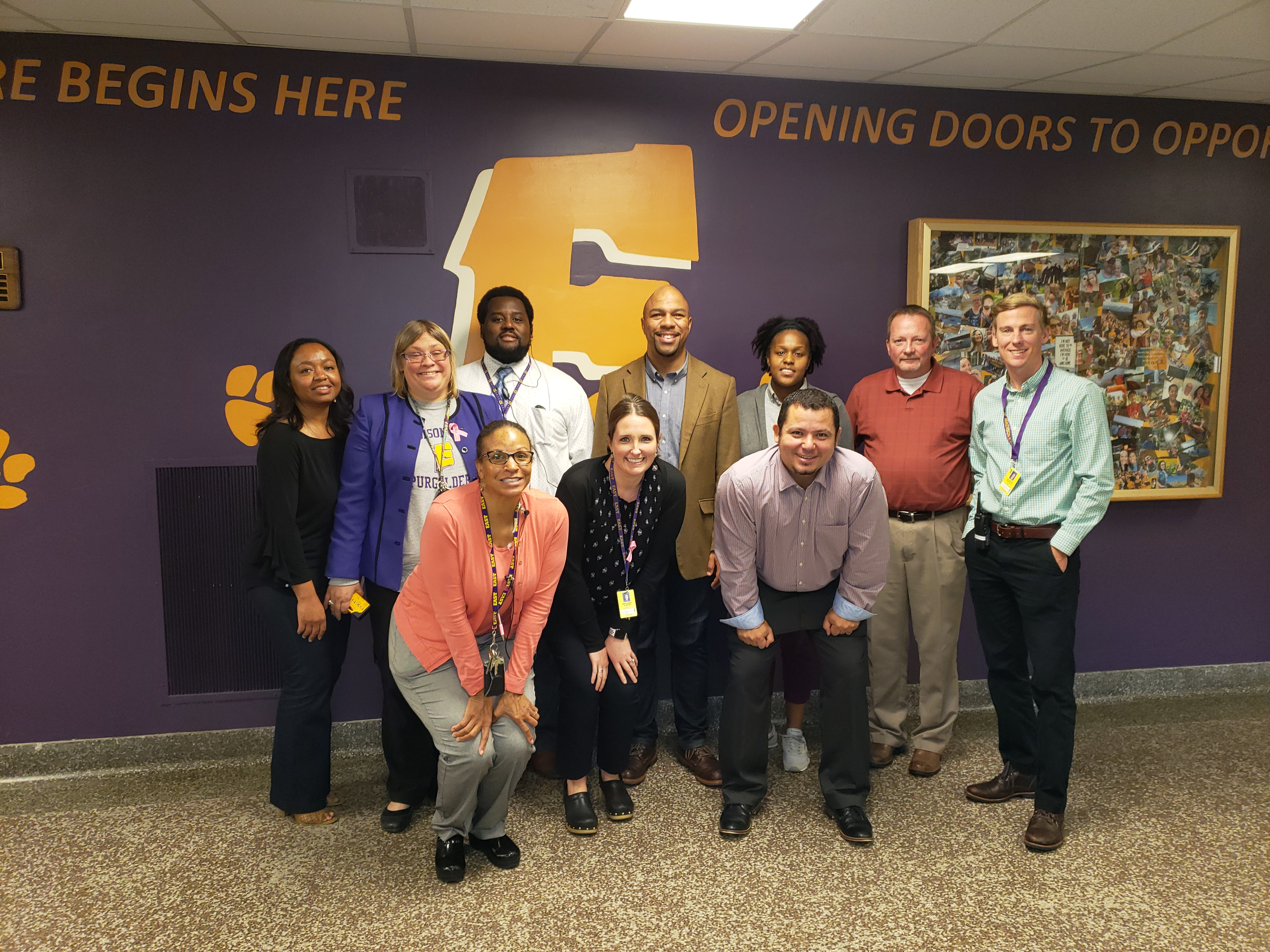 A Principal Experience - Foundation for Madison's Public Schools